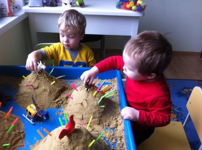 Рабочая программа на тему:  рабочая программа по развитию эмоциональной и познавательной сферы средствами песочной терапии детей дошкольного возраста | социальная сеть работников образования