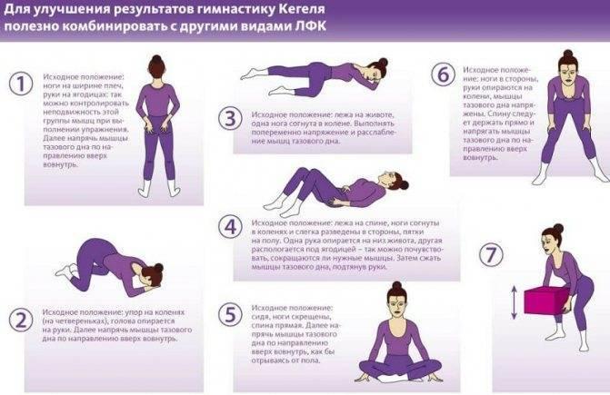 Гимнастика для беременных: упражнения по триместрам