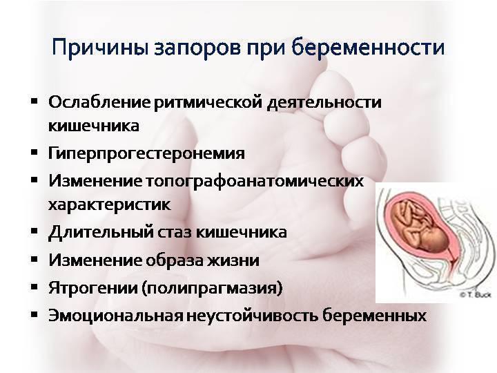 Бульканье в животе при беременности
