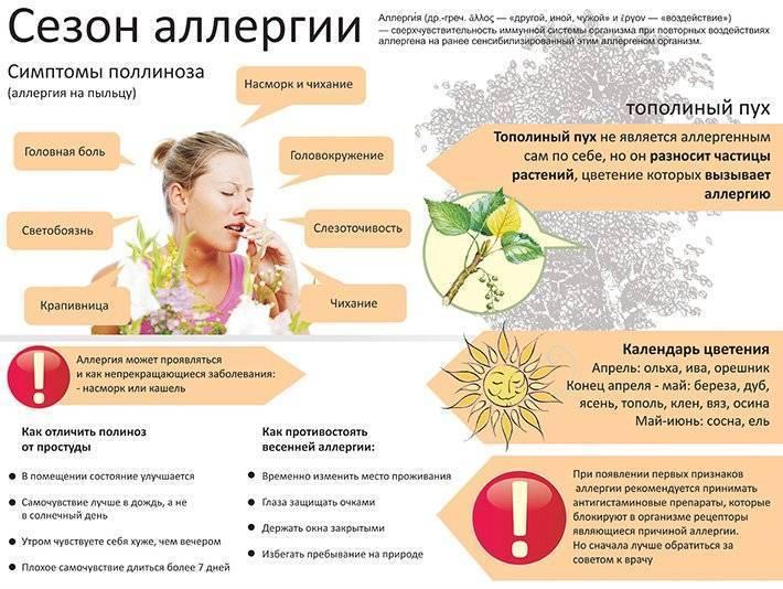 Аллергический приступ кашля у ребенка