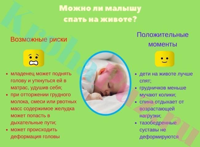 Затрудненное и учащенное дыхание у новорожденного младенца