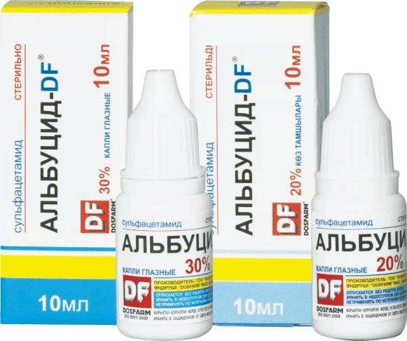 Сульфацил натрия: можно ли капать в нос