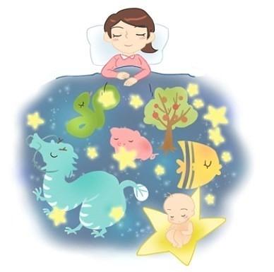 Известные сны, предвещающие девушке беременность
