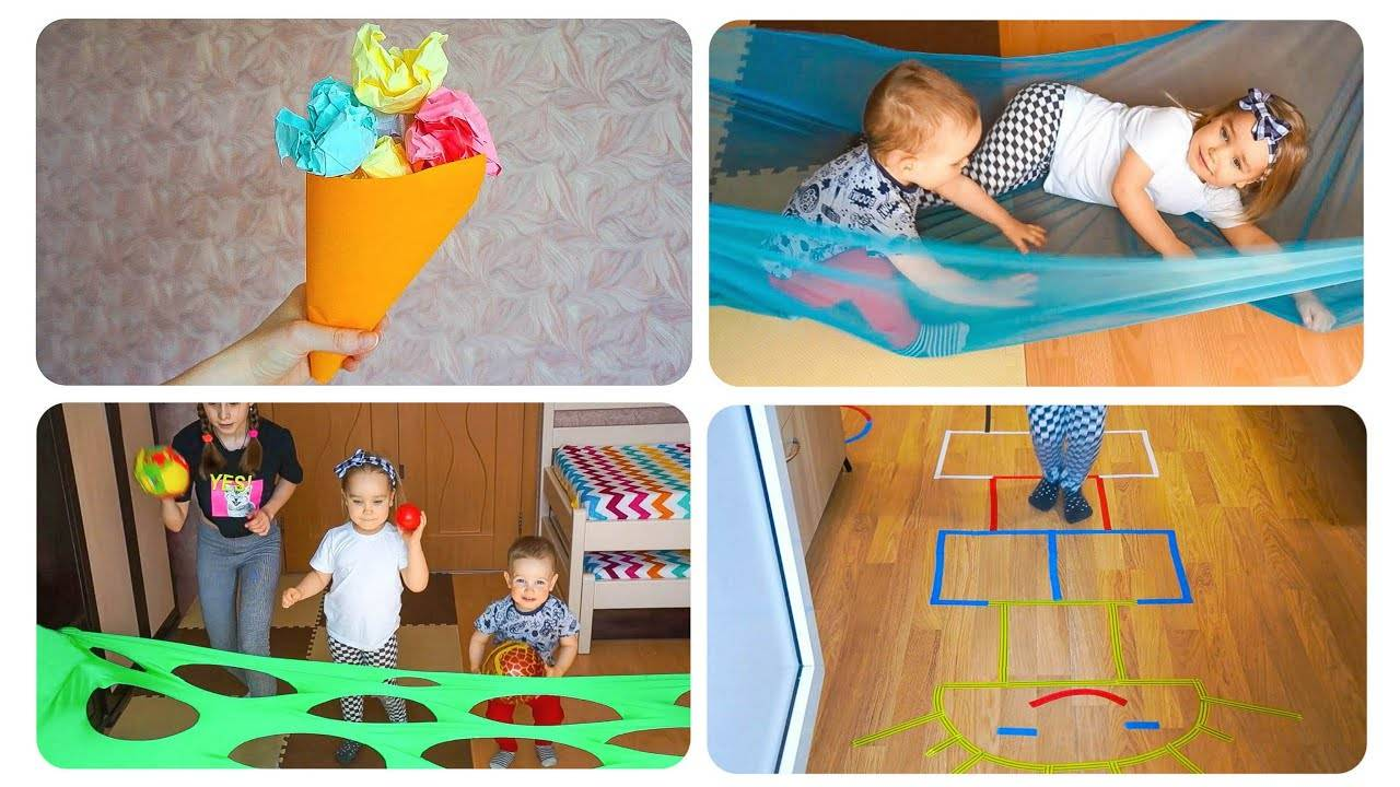 Занятия с ребенком в 1 месяц: игры и упражнения