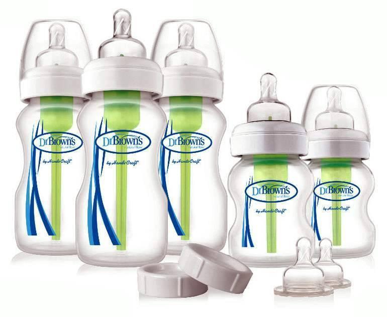 Антиколиковые бутылочки — для спокойствия мамы и ребенка — топотушки