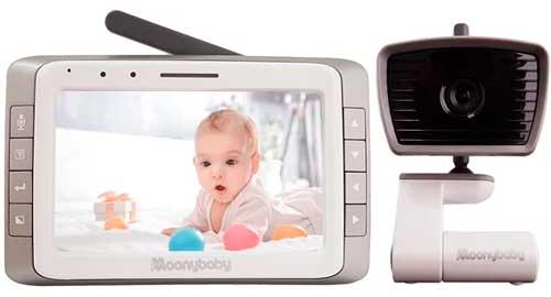 Видеоняня: рейтинг лучших моделей для малышей