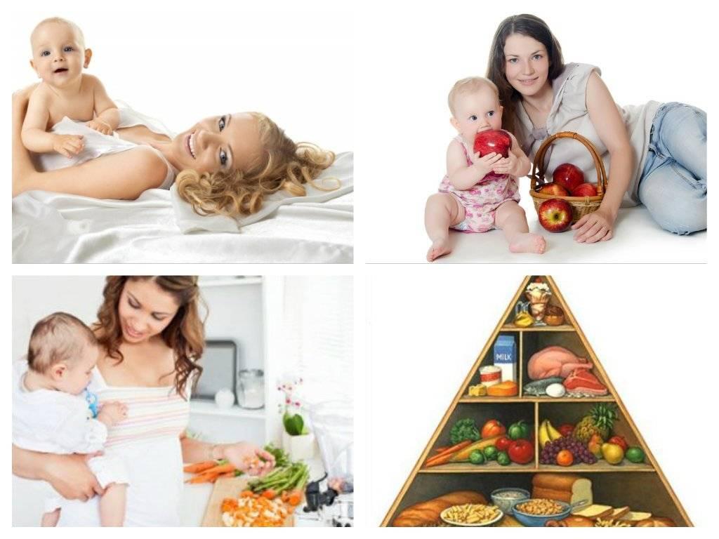 Меры предосторожности при грудном вскармливании: можно ли маме зефир