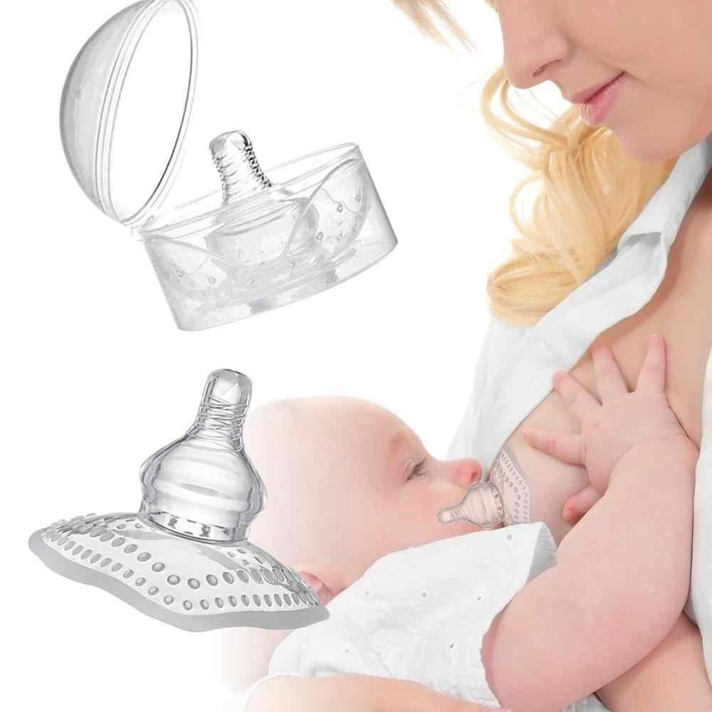 Как использовать накладки на соски в период грудного вскармливания