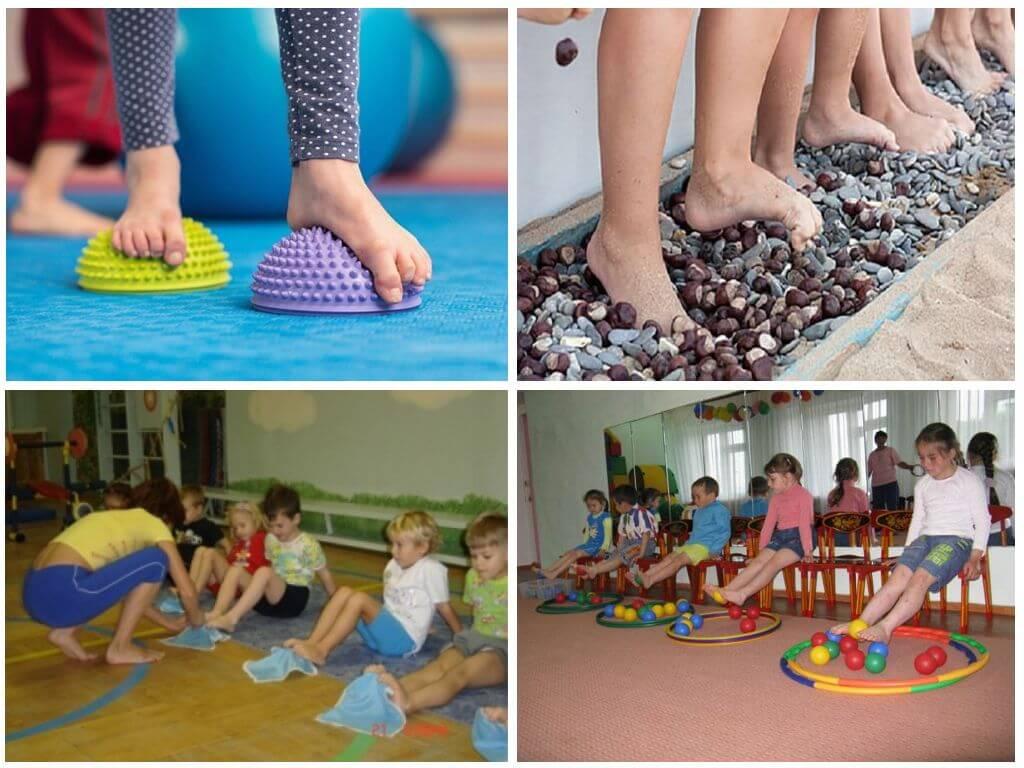 Массажный коврик при вальгусной стопе у детей: как выбрать, эффективность, разновидности ортопедических поверхностей