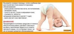 Рвота и понос у ребенка: что делать, чем лечить