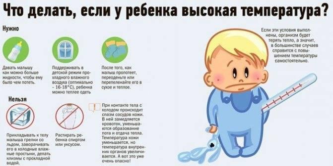 Низкая температура у ребенка: причины. что делать, если у ребенка низкая температура? почему у ребенка низкая температура тела?