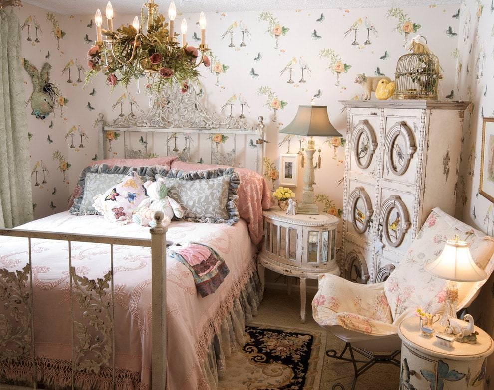 Использование стиля прованс в интерьерах квартир