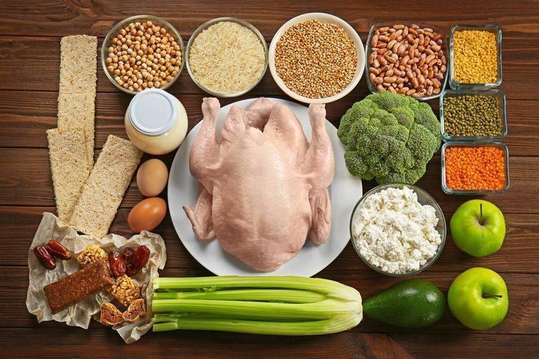 Белковая диета: «волшебные» протеины против волчьего аппетита