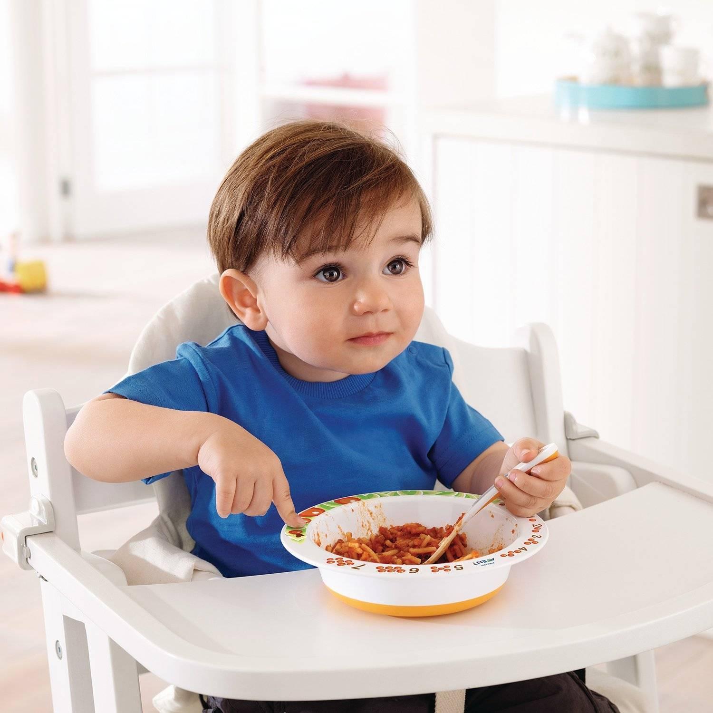 Еще ложечку... почему ребенок плохо ест