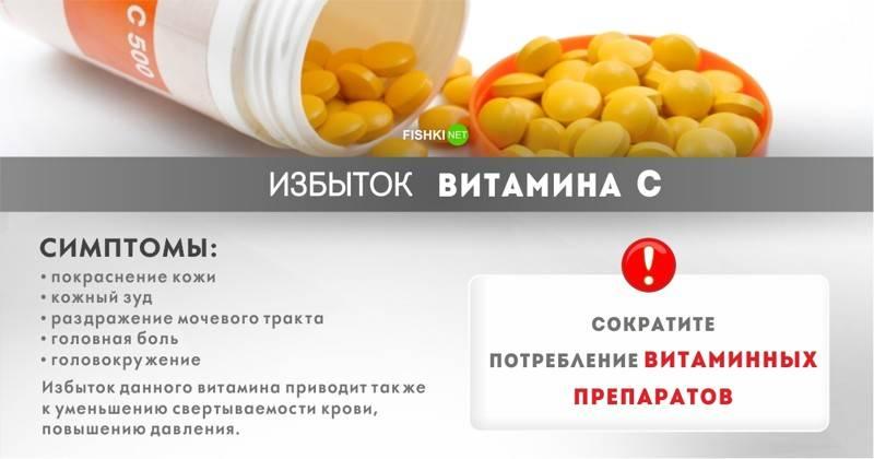 Норма витамина с для детей