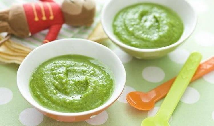 Приготовление замороженной и свежей брокколи ребенку: как сварить для прикорма грудничку