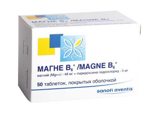 Что лучше магний в6 или магнелис в6 мнение врачей