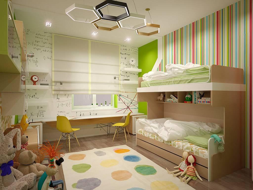 Дизайн детской комнаты онлайн в программе «дизайн интерьера 3d»