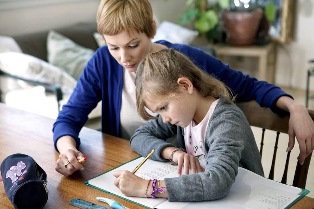 Ребенок не хочет делать уроки:помогаем настроиться на учебу