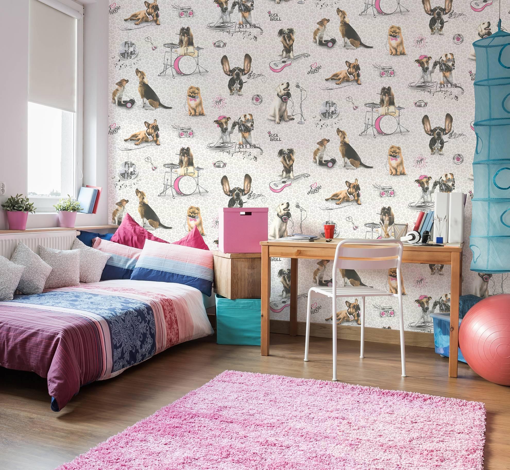 Какие обои выбрать для детской – какие обои лучше в детскую комнату?