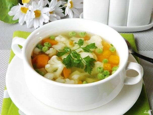 Овощной бульон (82 рецепта с фото) - рецепты с фотографиями на поварёнок.ру