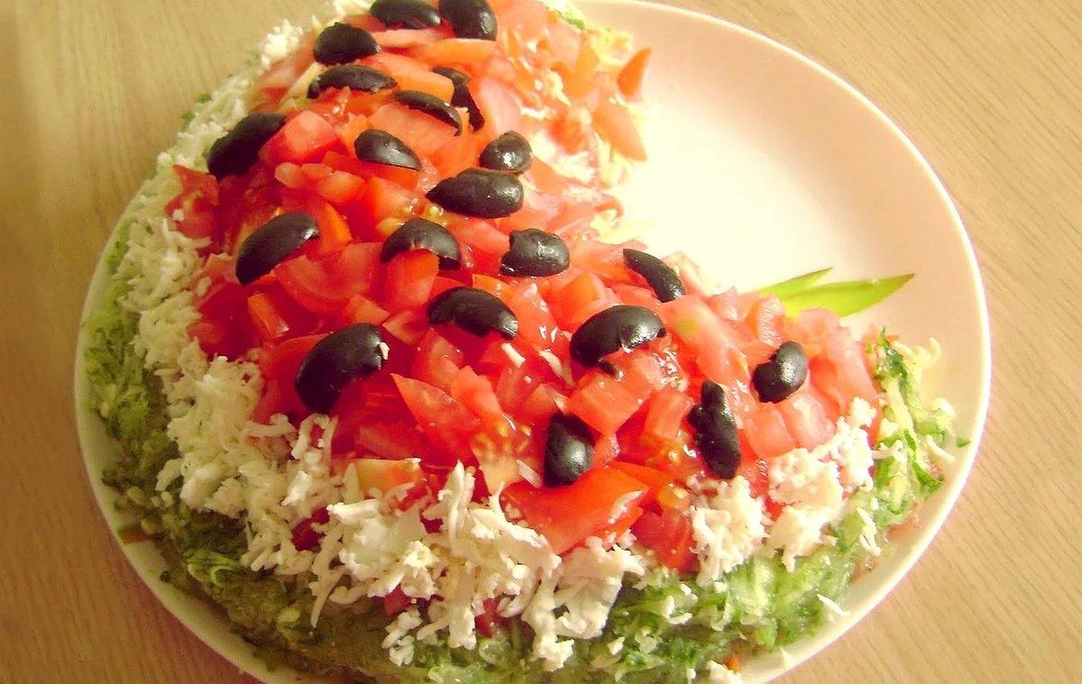 Простые и вкусные рецепты салатов на день рождения с фото | otvetclub.com