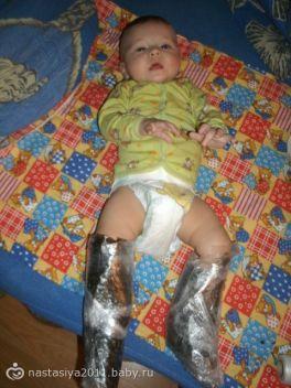 Парафин детям парафиновые сапожки озокерит