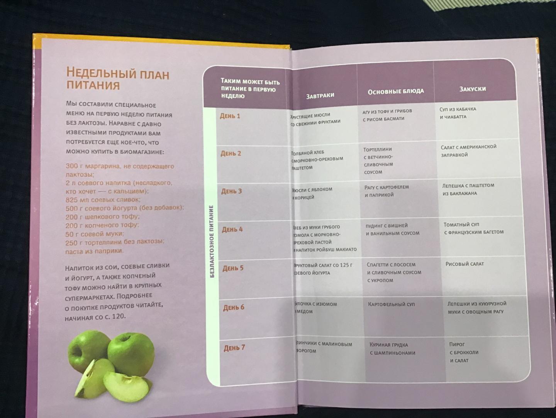 Правильная гипоаллергенная диета для кормящих мам