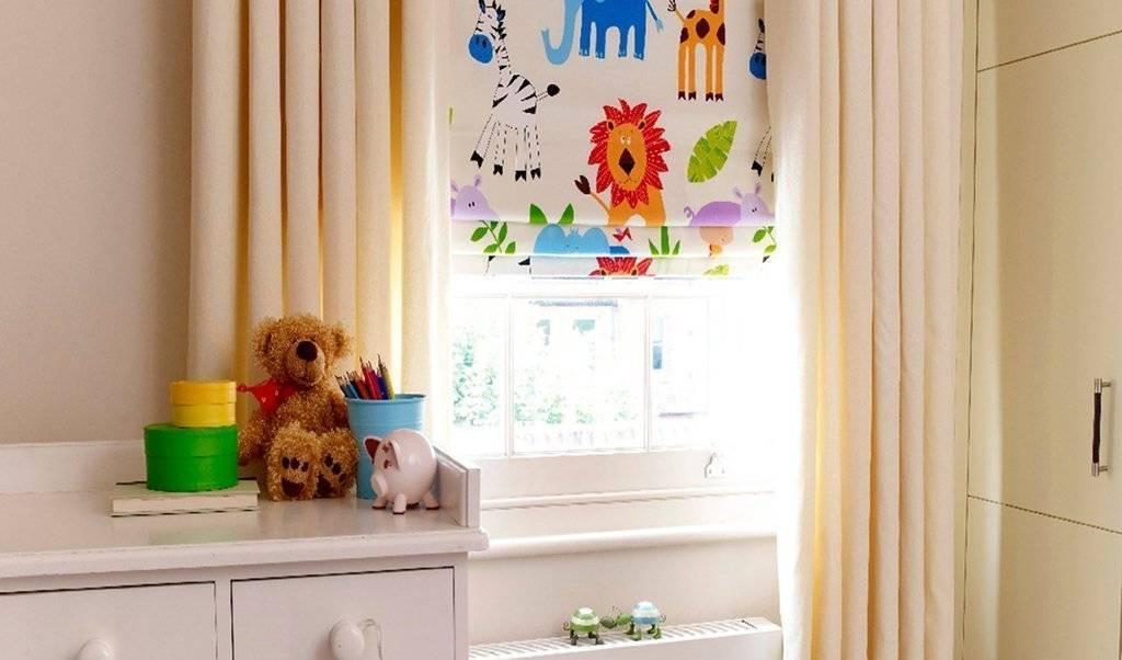 Гид по выбору рулонных штор для детской – 7 шагов от покупки до монтажа