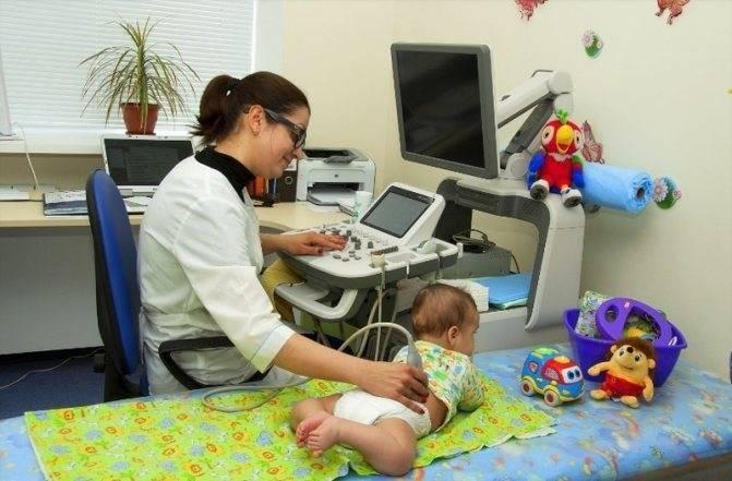 Узи тазобедренных суставов у новорожденных и грудничков: что показывает, нормы данных