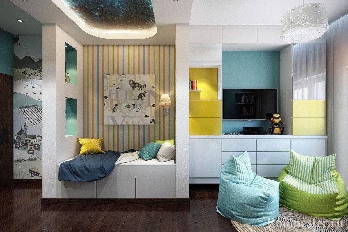Дизайн комнаты для подростка: лучшие идеи и 66 фото оформления интерьера