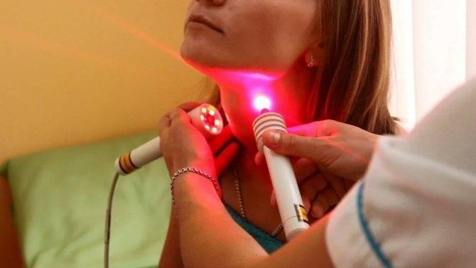 Лазер при аденоидах у детей и взрослых: удаление с помощью лазеротерапии, противопоказания