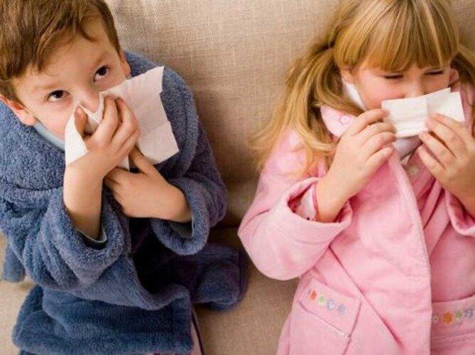 Ребенок часто болеет простудными заболеваниями - простудные заболевания