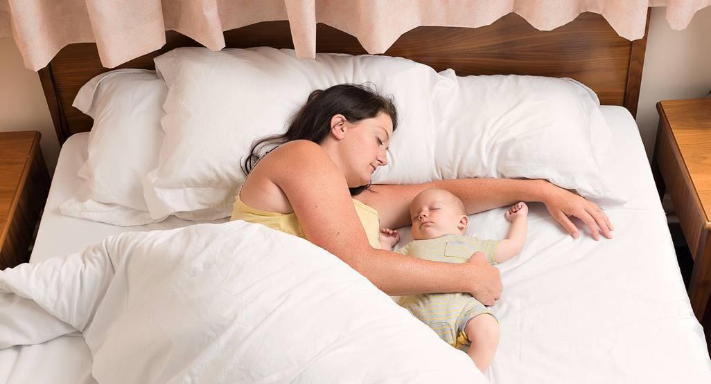 Совместный сон с ребенком: какая от него польза, и какие в нем недостатки