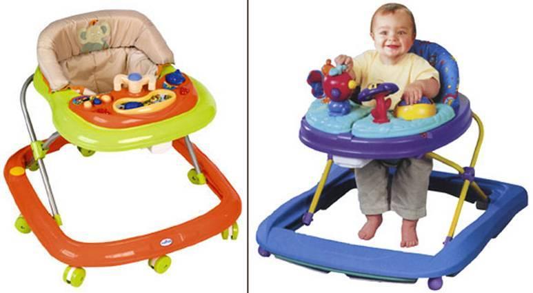Ходунки для детей: польза и вред. плюсы и минусы детских ходунков