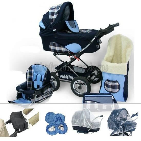 Лучшие модели зимних колясок для долгих и радостных прогулок с малышом!