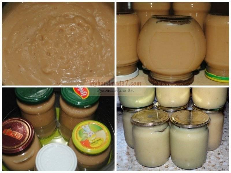 Пюре из яблок для детей: как его правильно и вкусно приготовить. рецепты приготовления пюре из яблок для грудничка