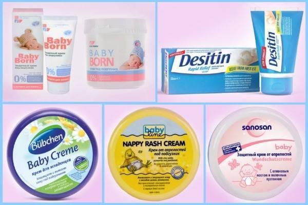 Как быстро вылечить пелёночный дерматит у малыша