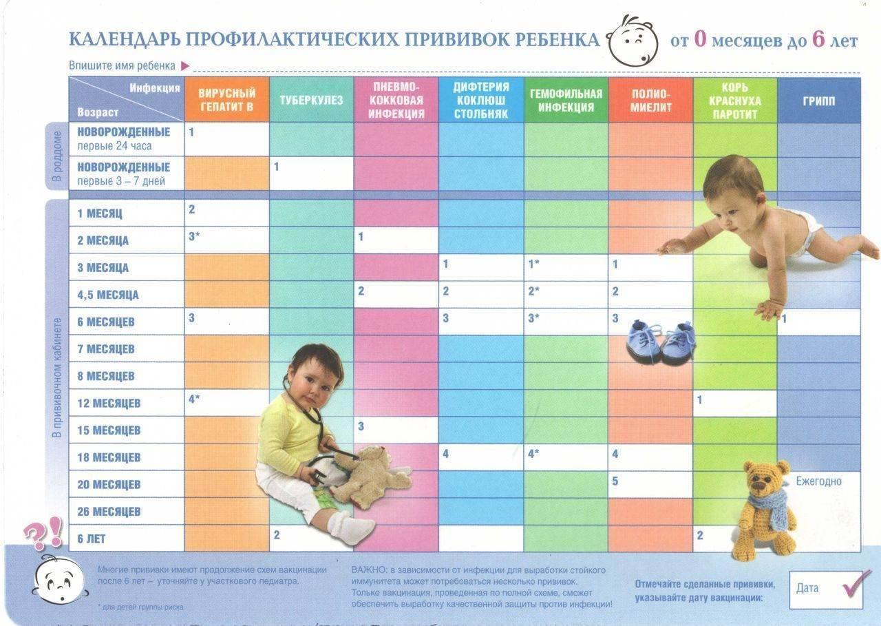 Каких врачей нужно пройти ребенку в год — список обследований