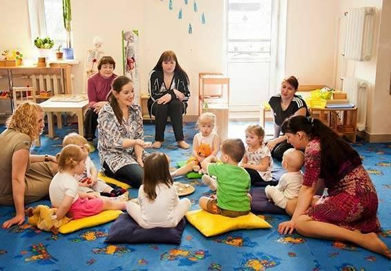 Куда можно отдать ребенка в 3 года: обзор учреждений