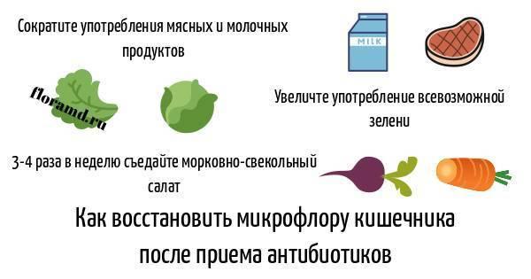 Как поднять иммунитет ребенку после антибиотиков