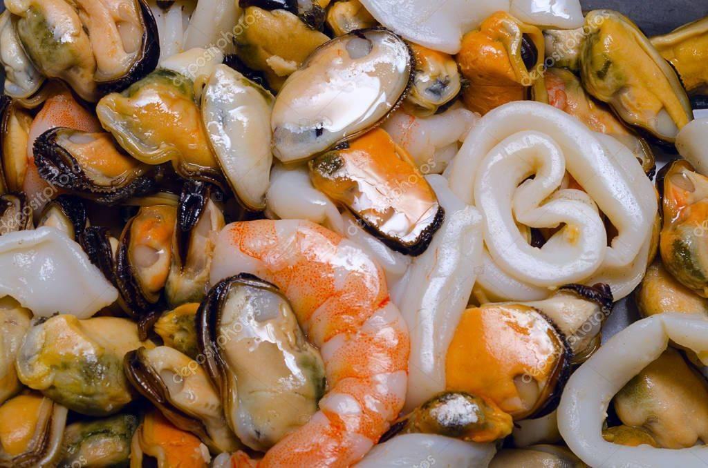 Какие морепродукты можно употреблять для потенции