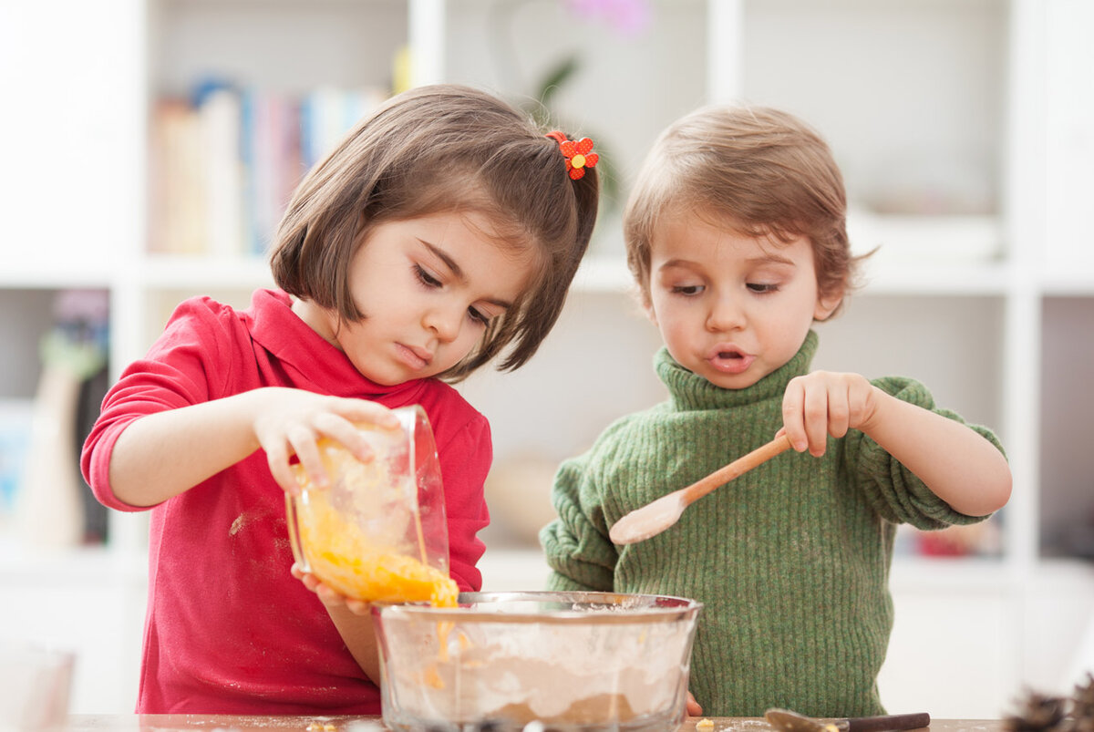 Простые и легкие рецепты, которые могут приготовить дети в домашних условиях (с фото) » школа счастливого материнства