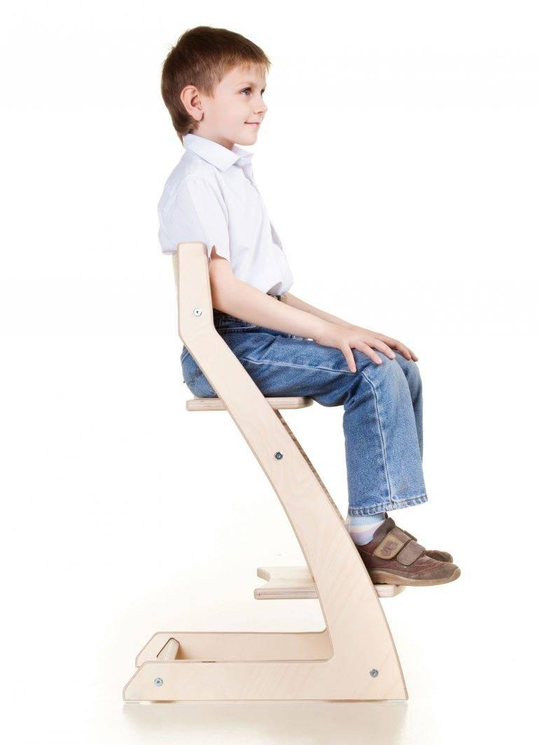 Стул для школьника: как выбрать для ребенка