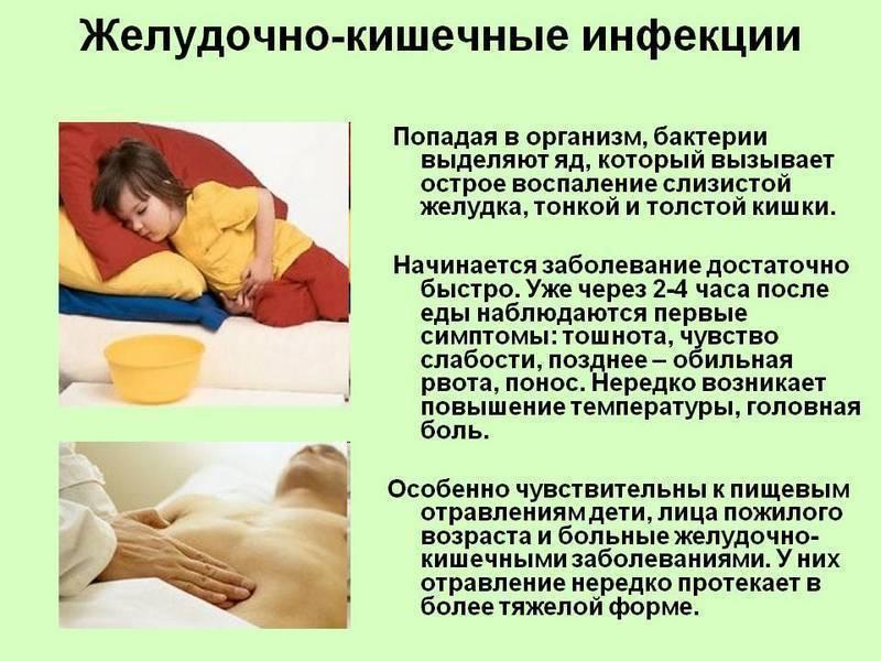 Как лечить пищевое отравление у ребёнка