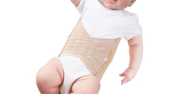 Бандаж для пупочной грыжи для новорожденных детей: показания, правила использования, стоимость