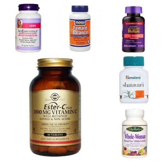 Как повысить либидо у женщин: средства, повышающие быстро, препараты, продукты