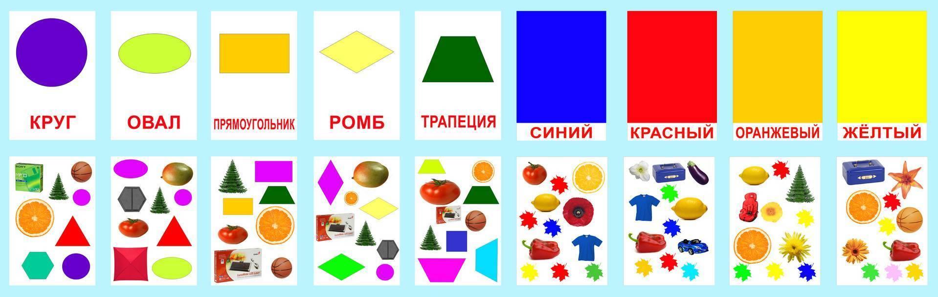 Методическая разработка по математике (старшая группа) на тему:  влияние дидактический игр и упражнений на формирование представлений у старших дошкольников о геометрических фигурах и форме предметов | социальная сеть работников образования