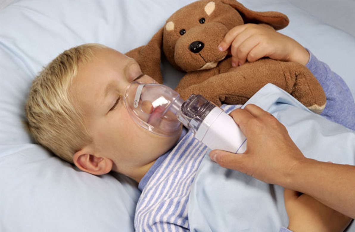4 ситуации, когда можно делать ингаляции детям при температуре