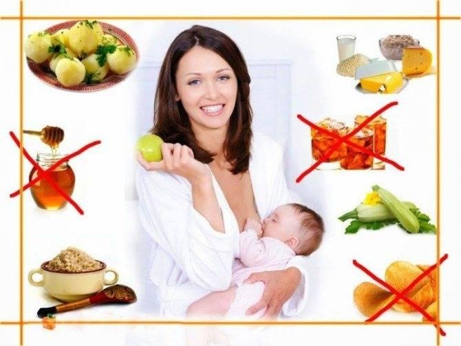 Кисломолочная продукция в рационе кормящей женщины